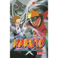 Naruto The Movie - Die Legende des Steins von Gelel 2...