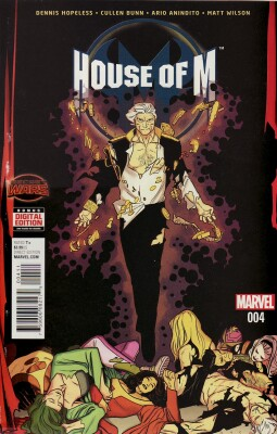 House of M 4 (2015)