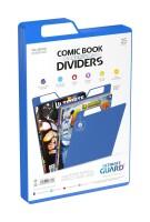 Premium Comic Book Dividers Blue (25)