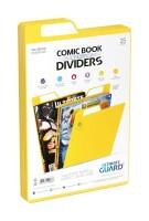 Premium Comic Book Dividers Yellow (25)