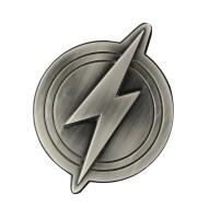 JLA Flash Logo Flaschenöffner aus Metall