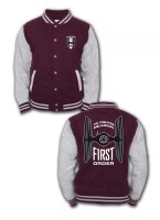 Star Wars College-Jacke - Episode VII First Order...