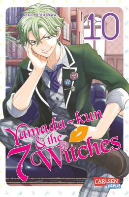 Yamada-kun and the seven Witches 10 (von Miki Yoshikawa)