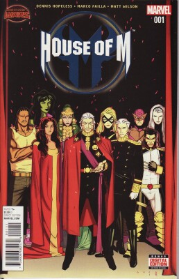 House of M 1 (2015)