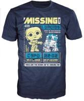 Star Wars Funko POP! T-Shirt - Star Wars C-3PO & R2-D2...