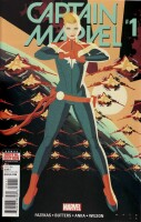 Captain Marvel 1 (Vol. 9)