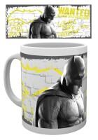 Batman vs. Superman Keramiktasse - Wanted (320 ml)