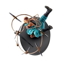 One Piece Scultures PVC-Statue - Big Zoukeio 4 Pauly