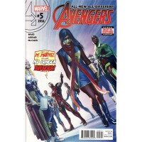 All-New, All-Different Avengers 5