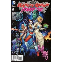 Harley Quinn and Power Girl 6