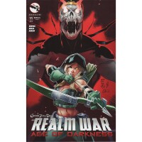 Grimm Fairy Tales Realm War Age of Darkness 11 Cover C