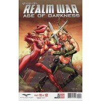 Grimm Fairy Tales Realm War Age of Darkness 11 Cover D