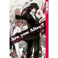 Are you Alice 12 (Ikumi Katagiri, Ai Ninomiya)