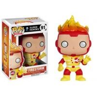 DC Comics POP! PVC-Sammelfigur - Firestorm (91)