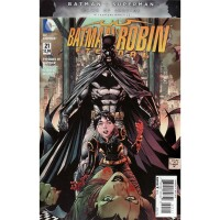 Batman and Robin Eternal 21