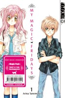 My Magic Fridays Magic Pack Band 1+2 (Arina Tanemura)