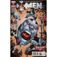 Extraordinary X-Men 8