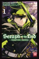 Seraph of the End Band 1 - Vampire Reign (Kagami,...