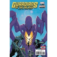 Guardians of the Galaxy Monsters Unleashed 1