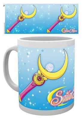 Sailor Moon Keramiktasse - Mondstab (320 ml)