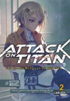 Attack on Titan - The Harsh Mistress of the City 2...