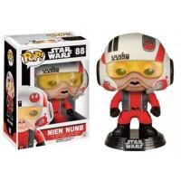 Star Wars POP! Wackelkopf PVC-Sammelfigur - Nien Nunb mit...