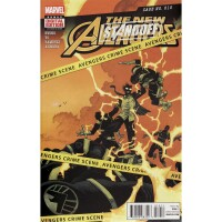 New Avengers 10 (Vol. 4)