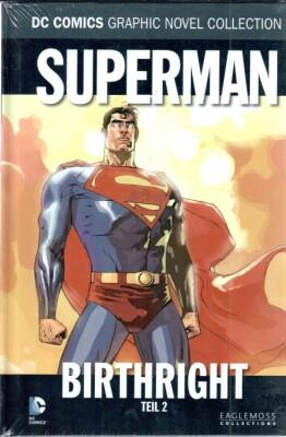 DC Comics Graphic Novel Collection (Eaglemoss) 41: Superman - Birthright 2
