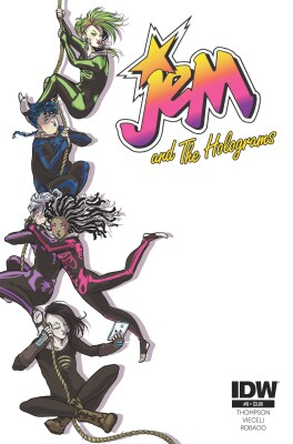 Jem and the Holograms 9