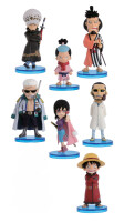 One Piece Punk Hazard PVC-Sammelfiguren (verschiedene)