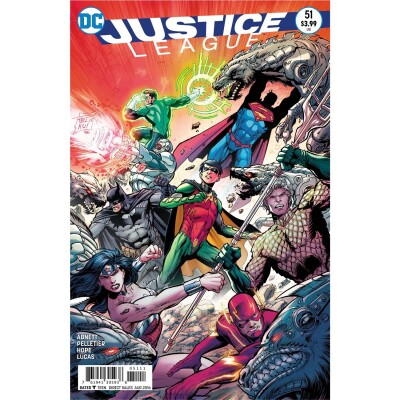 Justice League 51 (Vol. 2)