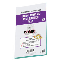 Comic Concept Deluxe Manga & Taschenbuch Bags M (146 x...