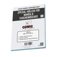 Comic Concept Spezial-Hüllen (ohne Lasche) für...
