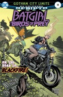 Batgirl and the Birds of Prey 14 (2016)