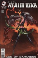 Grimm Fairy Tales Realm War Age of Darkness 9 Cover A