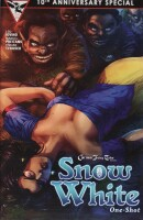 Grimm Fairy Tales presents Snow White (One Shot)