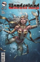Grimm Fairy Tales presents Wonderland 34 Cover A