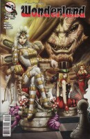 Grimm Fairy Tales presents Wonderland 34 Cover B