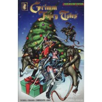 Grimm Fairy Tales Holiday Special 2009 Cover B