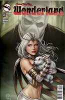 Grimm Fairy Tales presents Wonderland 28 Cover A