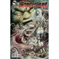 Grimm Fairy Tales presents Wonderland 29 Cover B