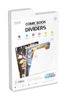 Premium Comic Book Dividers White (25)