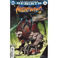 Nightwing 4 (Vol. 4) Rebirth