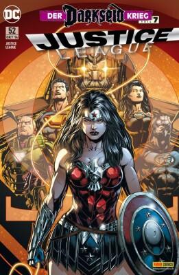 Justice League 52 X Comics Gmbh