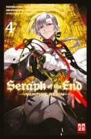 Seraph of the End Band 4 - Vampire Reign (Kagami,...
