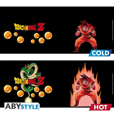 Dragonball Z Keramiktasse - Son Goku Heat Change (460 ml)