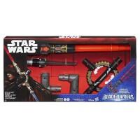 Star Wars Electronic Lichtschwert Bladebuilders...