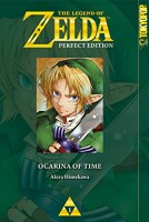 Legend of Zelda - Perfect Edition 01: Ocarina of Time...