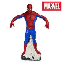 Marvel Comics Spider-Man 3D Groß-Figur (28 cm) mit...