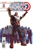 Captain America Sam Wilson 20